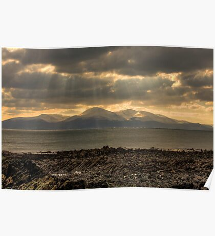 mournes  Poster