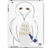 Peri peri penguin iPad Case/Skin