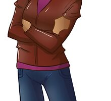 Martha Jones by Ginny Milling