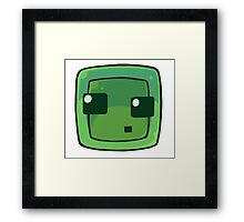 Hipo, The Homie Slime! Framed Print