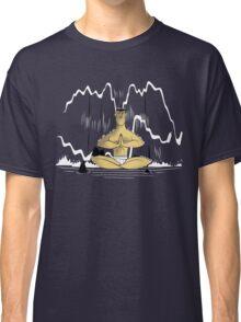 Serene Samurai Classic T-Shirt