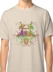 Rorschach Abstract Psychedelic #1 Classic T-Shirt