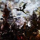 Dragon Realms II by Stefano Popovski