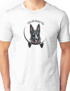Black German Shepherd :: Its All About Me Unisex T-Shirt