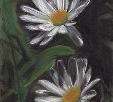 Double Daisy by Amy-Elyse Neer