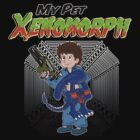 My Pet Xenomorph by PureOfArt