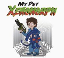 My Pet Xenomorph One Piece - Short Sleeve