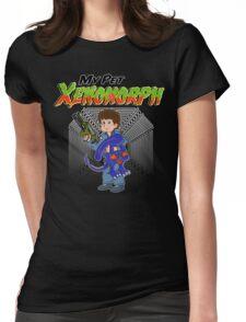 My Pet Xenomorph Womens Fitted T-Shirt