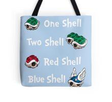 1 Shell 2 Shell Tote Bag