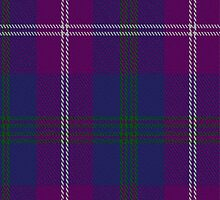 01004 Clans of Caledonia Tartan Fabric Print Iphone Case by Detnecs2013