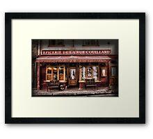 timeless...... Framed Print