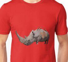 Big Headed Rhino Unisex T-Shirt