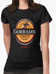 Jayne's Gorramn Stout! Womens Fitted T-Shirt