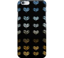 Sunsetting hearts iPhone Case/Skin