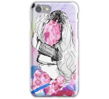 Messy Kiss iPhone Case/Skin