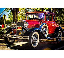 Classic Ford  Photographic Print