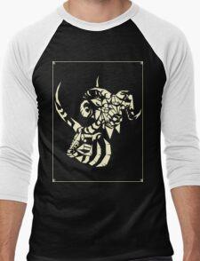Hard Head Men's Baseball ¾ T-Shirt