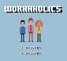 8-Bit Workaholics by Cameron93