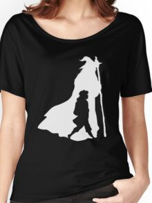 On an Adventure - inverted Women's Relaxed Fit T-Shirt