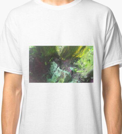 textured cubes Classic T-Shirt