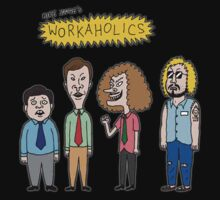 Workaholics -- Beavis and Butthead by Cameron93