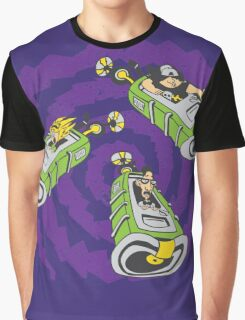 Tentacle Traveling Graphic T-Shirt