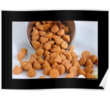 Nestle Premier Butter-Scotch Chocolate Morsels  Poster