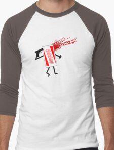 Ketchup Suicide Men's Baseball ¾ T-Shirt