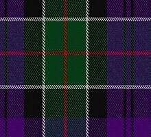 01049 Colquhoun #3 Clan/Family Tartan Fabric Print Iphone Case by Detnecs2013
