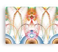 Tut57#30: Crystal Blue Persuasion (G1228) Canvas Print
