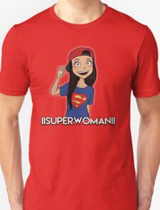 IISuperwomanII Lily Singh T-Shirt