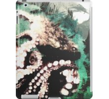 Octopus Ink iPad Case/Skin