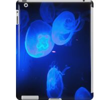 Blue Jellyfish iPad Case/Skin