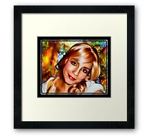 Mar Bo Peep Framed Print