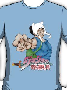 Jojo's Bizarre Adventure Time T-Shirt