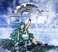 SailorNeptune - Ocean Soul by HotaruThodt