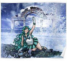 SailorNeptune - Ocean Soul Poster