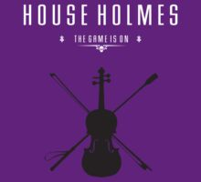 House Holmes by Isabelle M