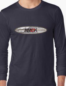 AMOK - tribal breaker surfboard Long Sleeve T-Shirt