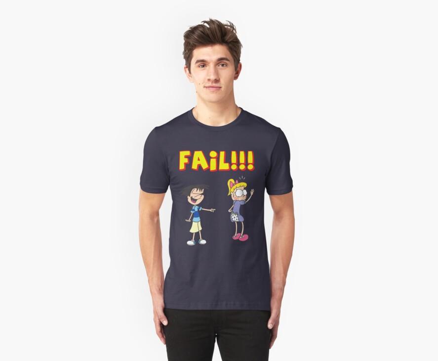 Mindy's Dress FAIL!!! by JonsCrazyShirts