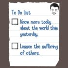 To Do List by HereticWear