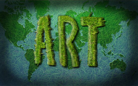 Art On Earth by Ann Morgan