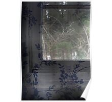 12.4.2013: Curtains, Window Poster