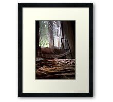 12.4.2013: Silent Evening II Framed Print