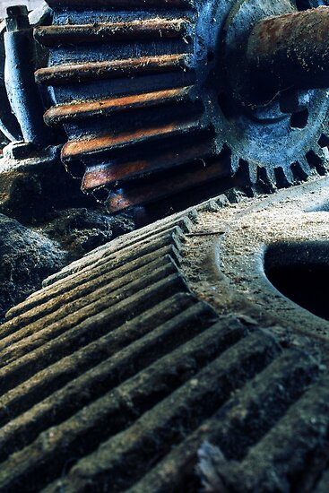 12.4.2013: From Abandoned Powermill by Petri Volanen