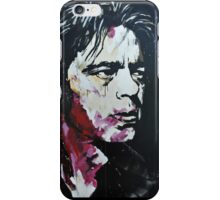 Benicio Del Toro iPhone Case/Skin