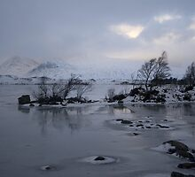 Rannoch Moor - Scotland by Pat Speirs