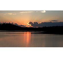 Canada - Cottage Country, Lake of Bays, Muskoka Photographic Print