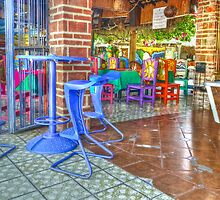 Eye candy restaurant HDR by Eti Reid