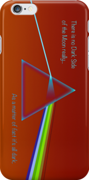 Dark Side iPhone Case - Copper Top by Brian Varcas